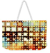 Motherboard Weekender Tote Bag by Shawna Rowe