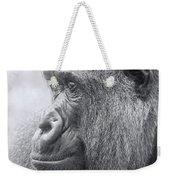 Motherhood Contemplation Weekender Tote Bag