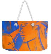 Motherhood II Weekender Tote Bag