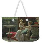 Mother's Darling  Weekender Tote Bag by Zocchi Guglielmo