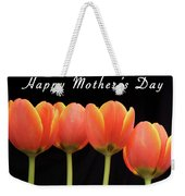 Mothers Day Card 2 Weekender Tote Bag