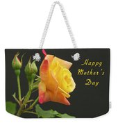 Mothers Day Card 4 Weekender Tote Bag