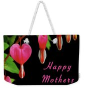 Mothers Day Card 6 Weekender Tote Bag