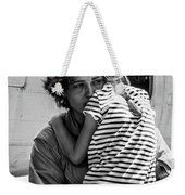 Mothers Day - Mommy Is Home From The War Weekender Tote Bag
