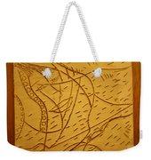 Mothers Smile - Tile Weekender Tote Bag