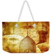 Moths And Mosques Weekender Tote Bag