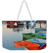 Motif #1 Rockport Ma Weekender Tote Bag