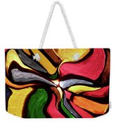 Motion And Light Abstract Weekender Tote Bag