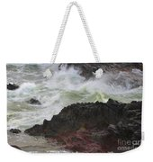 Motion Of A Wave Weekender Tote Bag