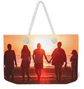 Motivational Travel Poster - Hireath Weekender Tote Bag