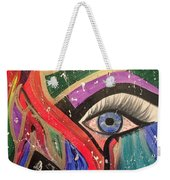 Motley Eye Weekender Tote Bag