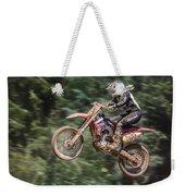 Motocross Weekender Tote Bag