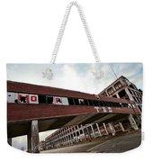 Motor City Industrial Park The Detroit Packard Plant Weekender Tote Bag