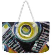 Motorcycle Abstract Engine 2 Weekender Tote Bag
