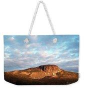 Mottled Sky Of Late Spring Weekender Tote Bag