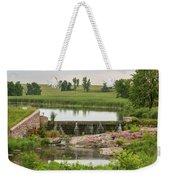 Mound Lake Dam 1 Weekender Tote Bag