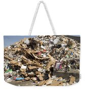Mound Of Recyclables Weekender Tote Bag