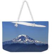 Mount Adams Poster  Weekender Tote Bag