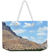 Mount Arbel 5 Weekender Tote Bag