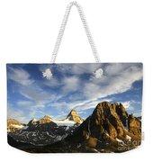 Mount Assiniboine Canada 14 Weekender Tote Bag