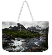 Mount Assiniboine Canada 15 Weekender Tote Bag