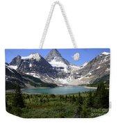 Mount Assiniboine Canada 16 Weekender Tote Bag