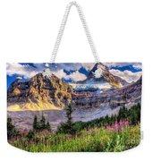 Mount Assiniboine Weekender Tote Bag