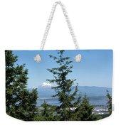 Mount Baker Weekender Tote Bag