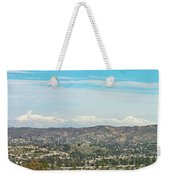 Mount Baldy And Mountain High Weekender Tote Bag