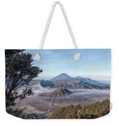 Mount Bromo National Park - Java Weekender Tote Bag