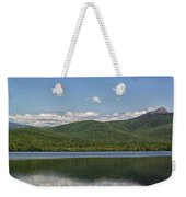 Mount Chocura Panorama Weekender Tote Bag