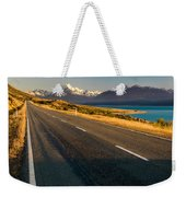 Mount Cook Road Weekender Tote Bag