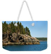 Mount Desert Island Weekender Tote Bag