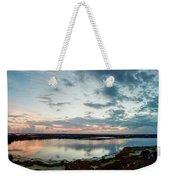 Mount Dora Fl Sunset Weekender Tote Bag