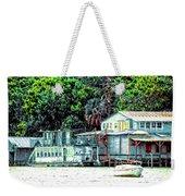 Mount Dora Lakeside Weekender Tote Bag