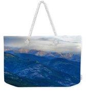 Mount Evans Painterly 2  Weekender Tote Bag