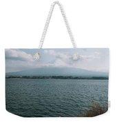 Mount Fuji View Weekender Tote Bag