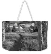 Oregon's Mount Hood Weekender Tote Bag