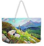 Mount Hoverla Weekender Tote Bag