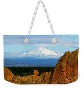 Mount Jefferson Weekender Tote Bag