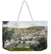 Mount Of Olives, C1900 Weekender Tote Bag