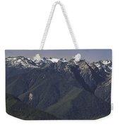 Mount Olympus Washington Weekender Tote Bag