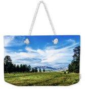 Mount Pagosa Meadow Weekender Tote Bag