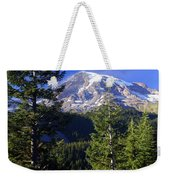 Mount Raineer 1 Weekender Tote Bag