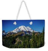 Mount Rainier - Eastside Weekender Tote Bag