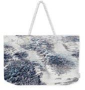 Mount Rainier Glacier Abstract Weekender Tote Bag