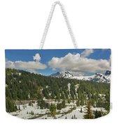 Mount Rainier National Park Tatoosh Range Weekender Tote Bag