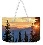 Mount Revelstoke Weekender Tote Bag