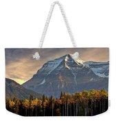 Mount Robson Weekender Tote Bag
