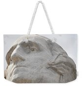 Mount Rushmore George Washington Weekender Tote Bag